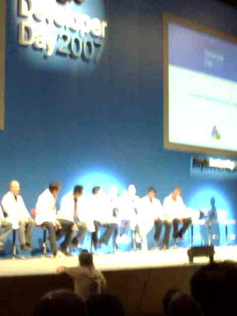 Ingenieros en Google Developer Day Madrid