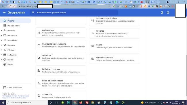 Google Workspace para Agencias Empresas Bancos Marketing Control de Empleados