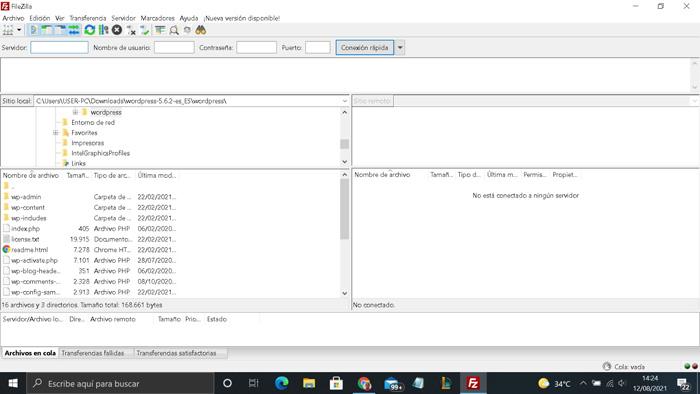 instalar dos wordpress en el mismo dominio con la misma base de datos